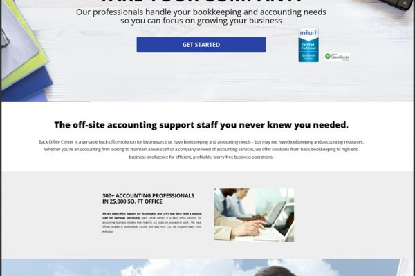 Accountant Websites