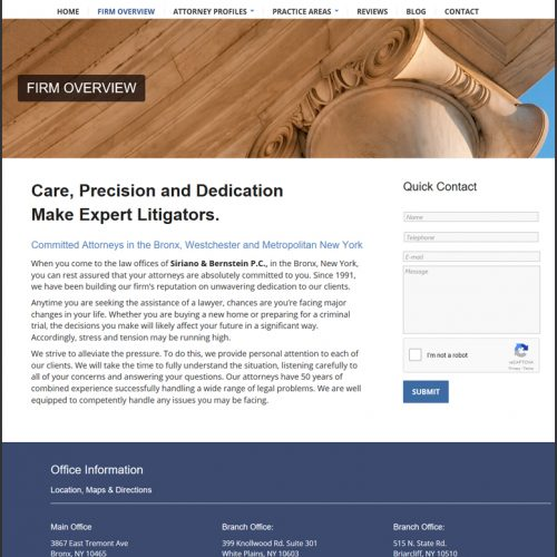 Law Firm Websites | Divorce