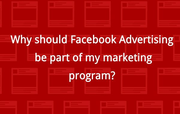 facebook Advertising design and copywrite