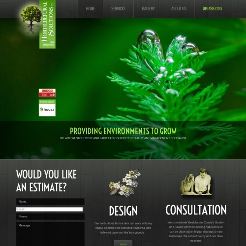 Websites for Service Industry