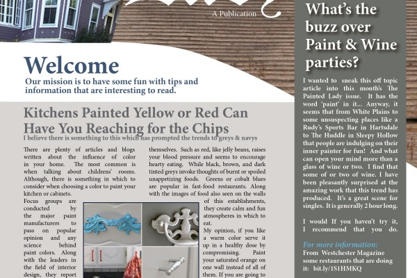Painting Professional Newsletters