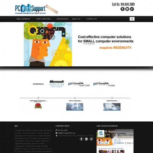 PC Websites