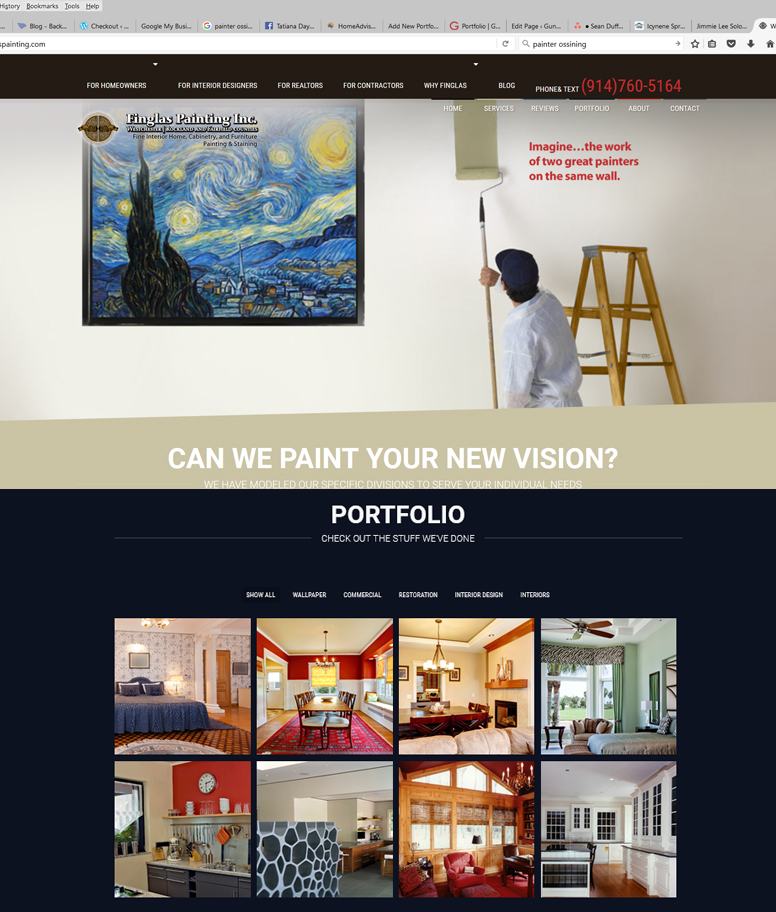 Painting Website