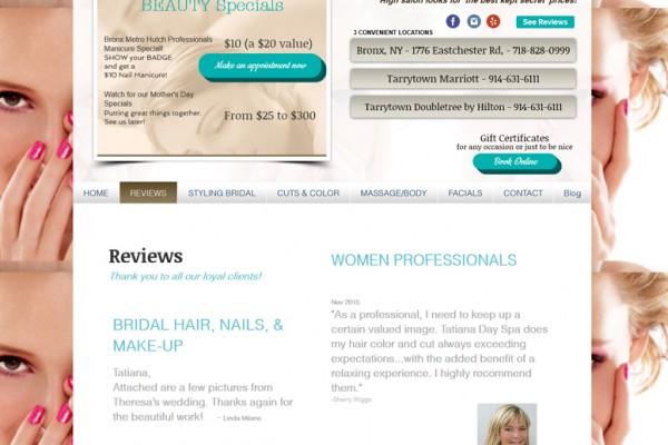 Salon Marketing Services