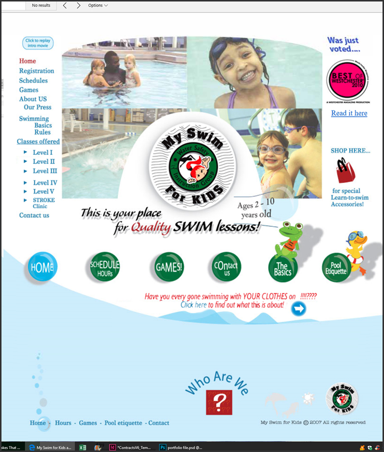 Athletic Club Websites