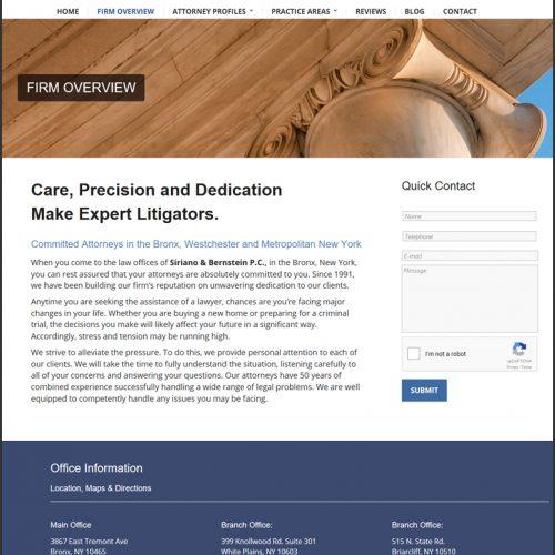 Law Firm Websites   Divorce