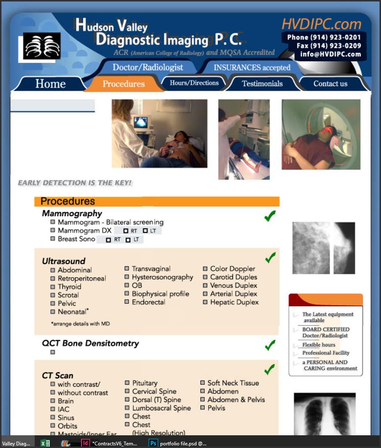 Medical Websites | Radiology