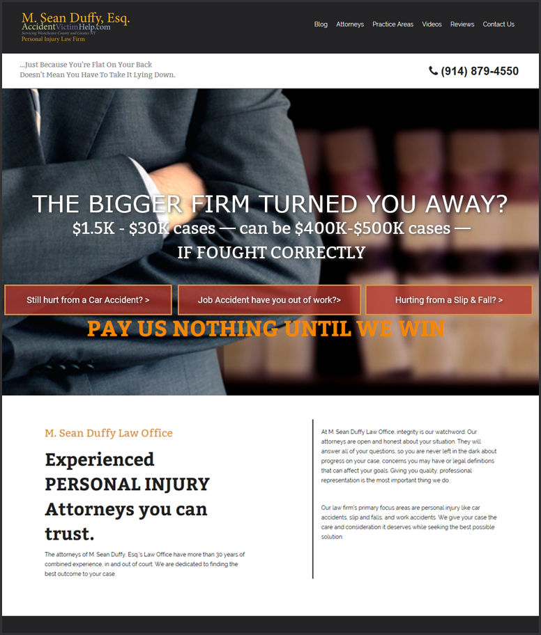 Law Firm Websites