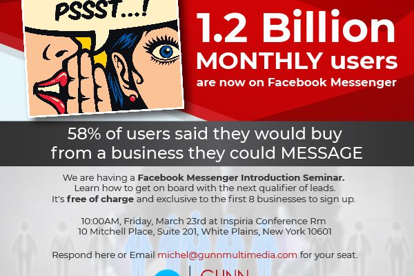 Facebook Messenger Seminar