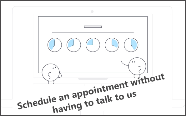 schedule an appointment with Gunn