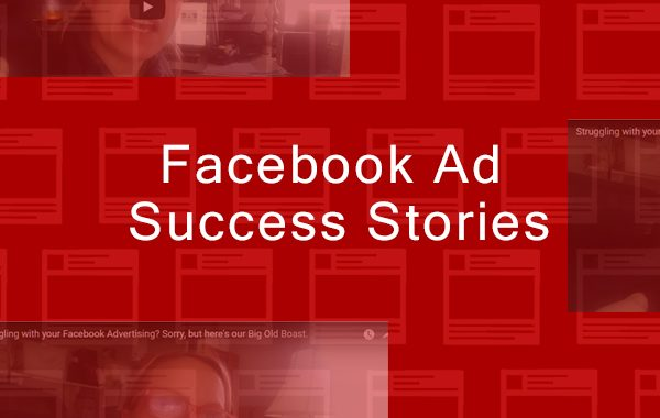 facebook Ad success stories
