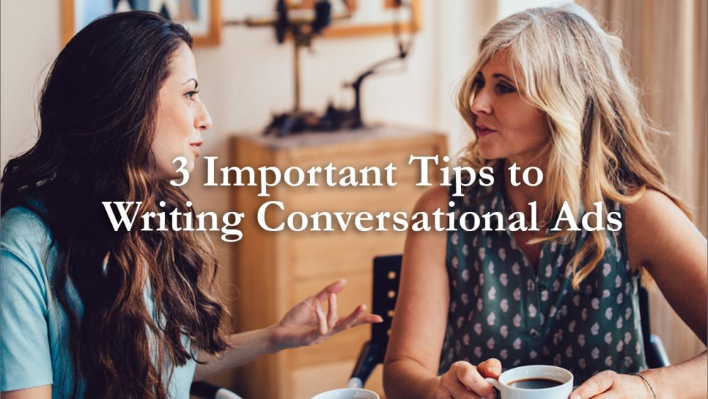 Conversational writing for Businesses